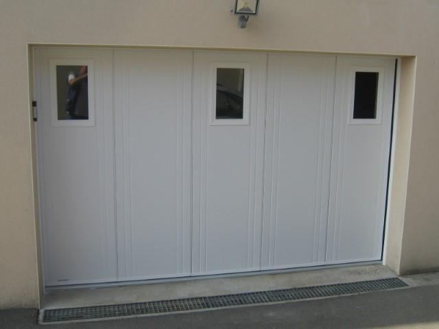Loury Menuiserie VERANDA Porte De Garage 4