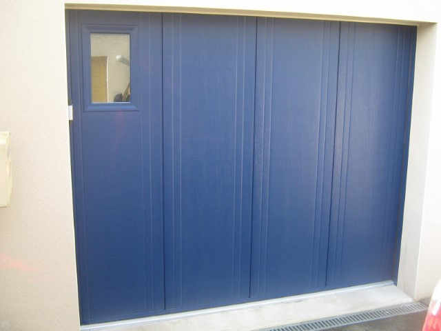 Loury Menuiserie VERANDA Porte De Garage 6